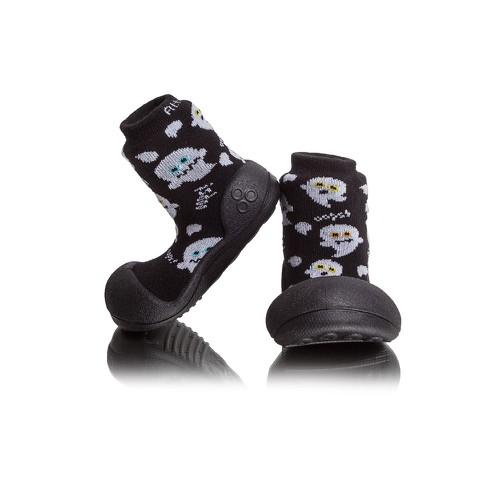 Giày tập đi Attipas HALLOWEEN A18H-Black, Hàn Quốc
