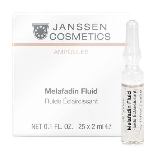 Tinh Chất Làm Trắng Da MELAFADIN FLUID - Janssen Cosmetics