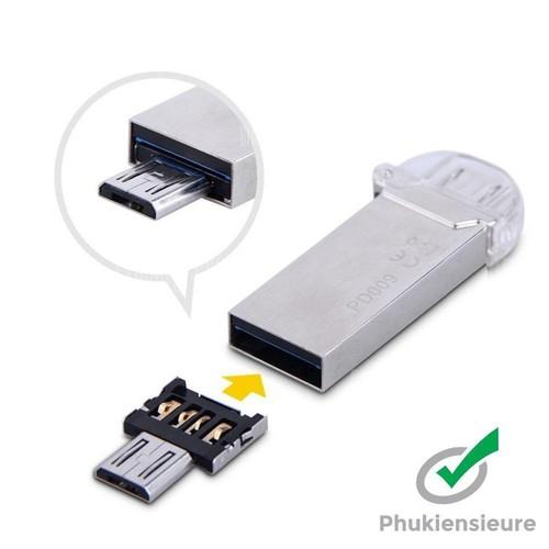 OTG - Đầu chuyển Micro USB chỉ dành cho android