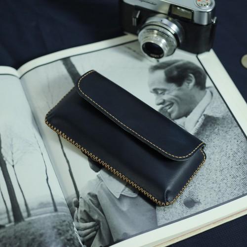 Bao da đeo hông cho  điện thoại Samsung A5 Bao da Handmade VI264