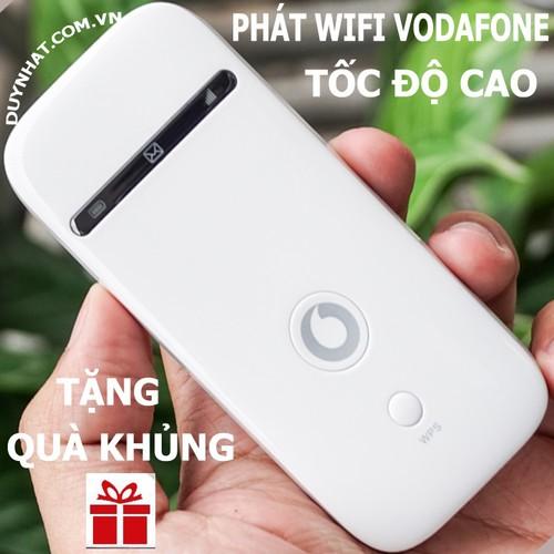 Bộ Thiết Bị Phát Wifi ZTE VODAFONE - Khuyến Mại Sim 4G