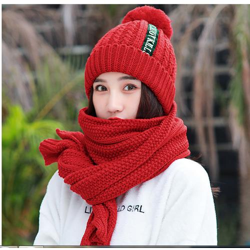 Mũ len kèm khăn phong cách hàn, bộ khăn mũ len, nón len nữ - 16969536 , 12406104 , 15_12406104 , 275000 , Mu-len-kem-khan-phong-cach-han-bo-khan-mu-len-non-len-nu-15_12406104 , sendo.vn , Mũ len kèm khăn phong cách hàn, bộ khăn mũ len, nón len nữ