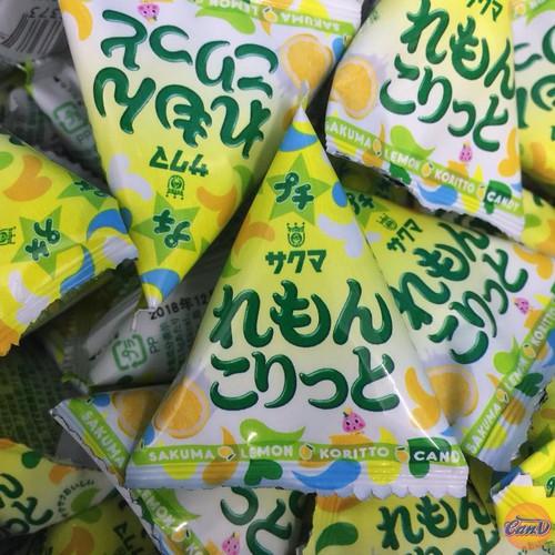 Kẹo Sakuma Lemon Korito