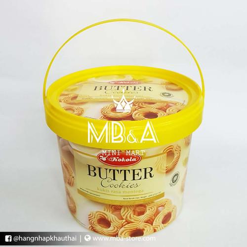 Bánh quy Kokola Butter Cookies - Indonesia - Vị Bơ - 5894718 , 12405263 , 15_12405263 , 68000 , Banh-quy-Kokola-Butter-Cookies-Indonesia-Vi-Bo-15_12405263 , sendo.vn , Bánh quy Kokola Butter Cookies - Indonesia - Vị Bơ