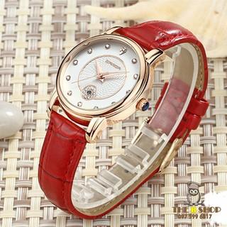 đồng hồ nữ dây da - đồng hồ nữ dây da 008 thumbnail
