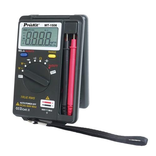 Đồng hồ đo bỏ túi True RMS ProsKit MT-1506