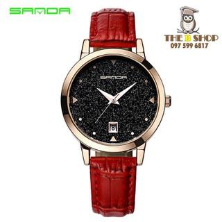 đồng hồ nữ dây da - đồng hồ nữ dây da 013 thumbnail