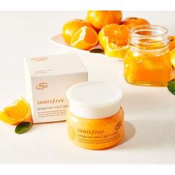 Kem Dưỡng Da Innisfree Tangerine Vita C Gel Cream - tang01