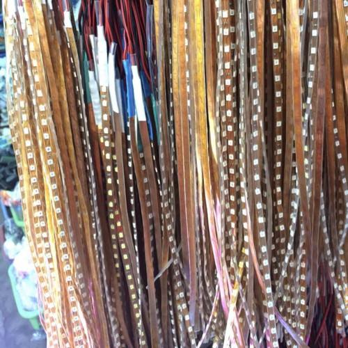 led dây 50cm các màu, loại nhấp nháy