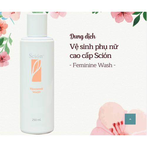 Dung dịch vệ sinh phụ nữ se khít trẻ hóa làm hồng