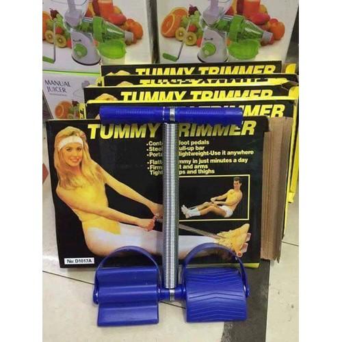 Dây kéo lò xo Tummy Trimmer  tập cơ bụng - bộ dụng cụ tập thể dục tại nhà - 10887664 , 12418291 , 15_12418291 , 75000 , Day-keo-lo-xo-Tummy-Trimmer-tap-co-bung-bo-dung-cu-tap-the-duc-tai-nha-15_12418291 , sendo.vn , Dây kéo lò xo Tummy Trimmer  tập cơ bụng - bộ dụng cụ tập thể dục tại nhà