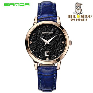 đồng hồ nữ dây da - đồng hồ nữ dây da 003 thumbnail
