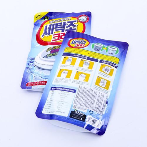 Bột tẩy vệ sinh lồng máy giặt Hàn Quốc siêu sạch 450g - 5920543 , 12434461 , 15_12434461 , 45000 , Bot-tay-ve-sinh-long-may-giat-Han-Quoc-sieu-sach-450g-15_12434461 , sendo.vn , Bột tẩy vệ sinh lồng máy giặt Hàn Quốc siêu sạch 450g
