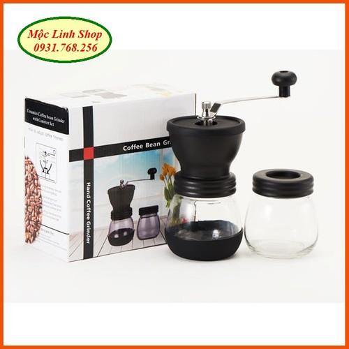 Máy xay cà phê - Máy xay cà phê bằng tay