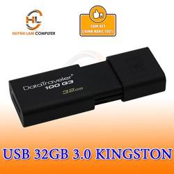 USB 32GB KingSton 100G3 chính hãng FPT - Viết Sơn phân phối