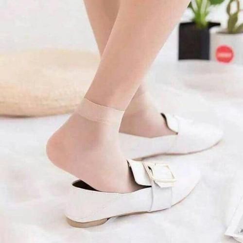 10 đôi Tất da chân siêu dai, mềm mịn