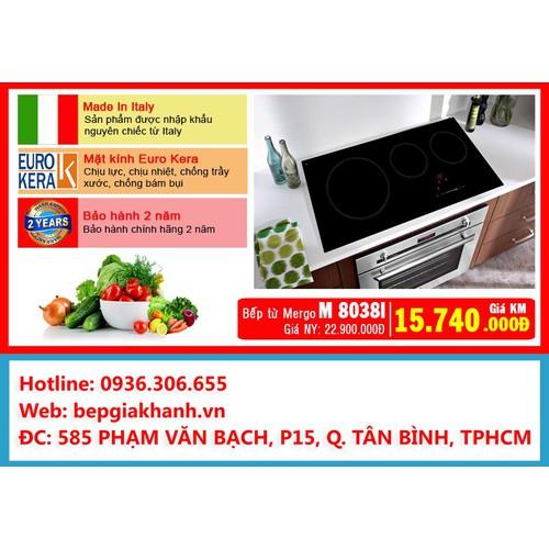 Bếp từ Mergo M 8038I - 5920294 , 12434212 , 15_12434212 , 22900000 , Bep-tu-Mergo-M-8038I-15_12434212 , sendo.vn , Bếp từ Mergo M 8038I