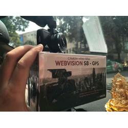 Camera webvision S8 ghi hình 2k Cảnh báo tiếng Việt