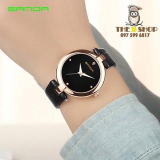 đồng hồ nữ dây da - đồng hồ nữ dây da 32 thumbnail