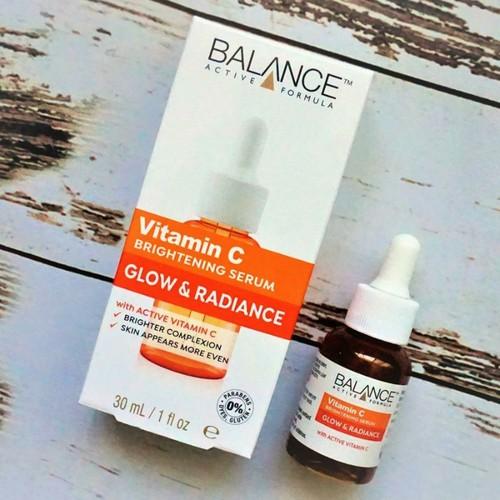 Serum làm sáng da Balance Vitamin C mẫu mới 2018