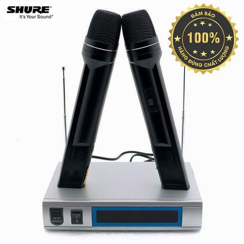 Micro Karaoke Không dây Shure SM-388 - 4513938 , 12438898 , 15_12438898 , 899000 , Micro-Karaoke-Khong-day-Shure-SM-388-15_12438898 , sendo.vn , Micro Karaoke Không dây Shure SM-388