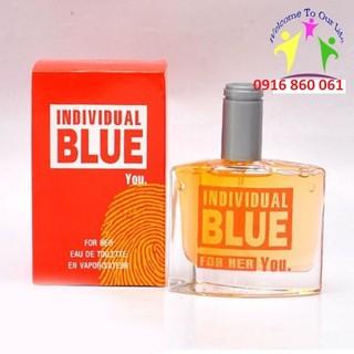 NƯỚC HOA BLUE MỸ 50ML FOR HER -DÀNH CHO NỮ - BLUE MỸ thumbnail