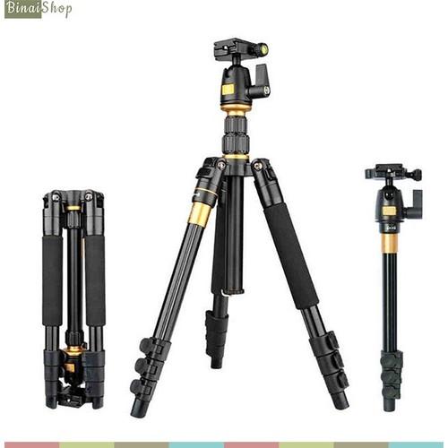 Chân đế tripod máy ảnh QZSD Q555