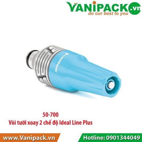 Vòi Tưới Cây, Rửa Xe Cellfast Ideal Line 2 Chế Độ Phun NB-50-700