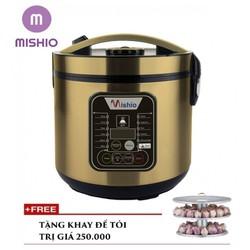Máy làm tỏi đen đa năng Mishio MK10 tặng khay để tỏi - MishioMK10