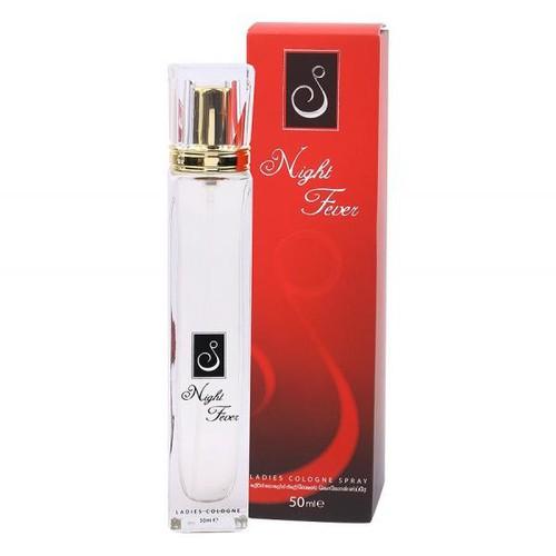Nước hoa nữ S Cologne Night Fever 50 ml Red