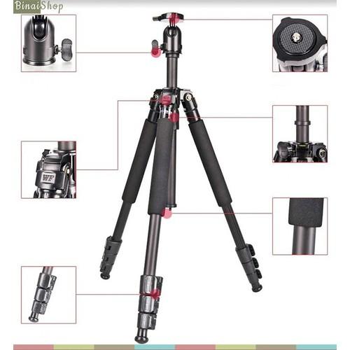 Chân đế tripod máy ảnh Weifeng WF-3642B - 5918826 , 12431860 , 15_12431860 , 580000 , Chan-de-tripod-may-anh-Weifeng-WF-3642B-15_12431860 , sendo.vn , Chân đế tripod máy ảnh Weifeng WF-3642B