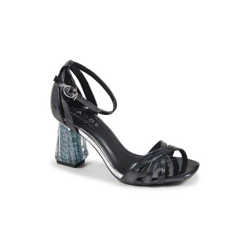 S07017 - Nados Luxury Sandal Bít Hậu  - Xám Wash