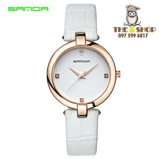 đồng hồ nữ dây da Sa1 - đồng hồ nữ dây da 30 thumbnail