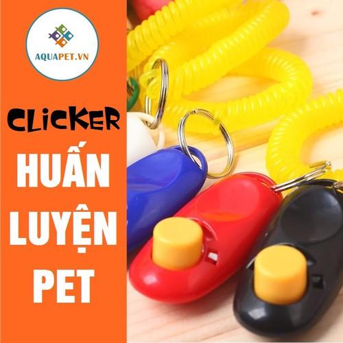 Clicker huấn luyện PET