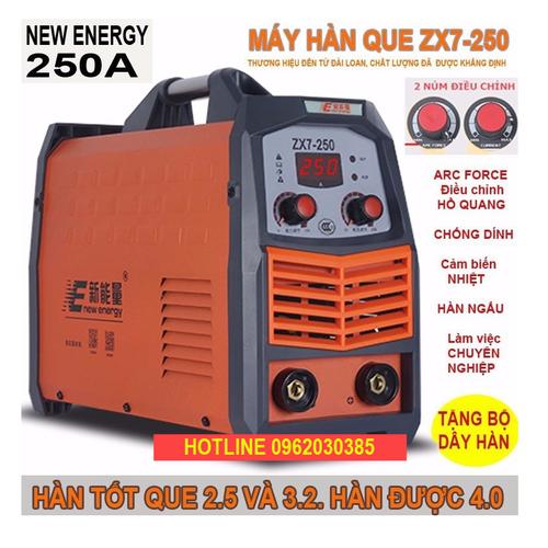 MÁY HÀN QUE 250 - MÁY HÀN - MÁY HÀN điện tử ZX7-250
