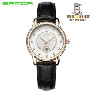 đồng hồ nữ dây da - đồng hồ nữ dây da 009 thumbnail