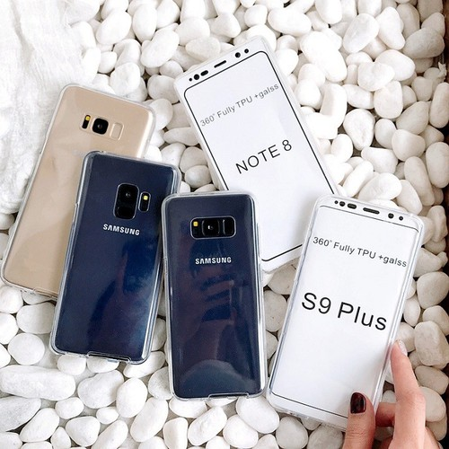 Bộ ốp lưng Samsung Galaxy S9 S9 Plus 360 Full Protect