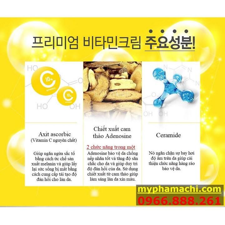 Kem Trị NÁM Và Tàn Nhang Dr.Vita Hàn Quốc - Cam Kết Mờ Nám 2