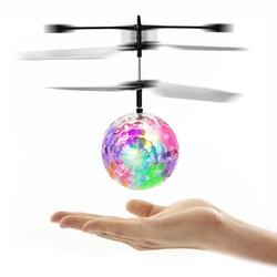 Đồ chơi - đồ chơi quả cầu pha lê cảm ứng phát sáng siêu đẹp