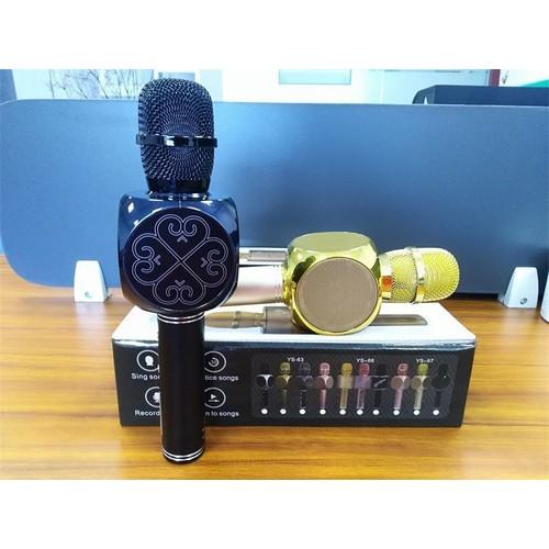 mic karaoke ys-63 kèm loa - 5919483 , 12432661 , 15_12432661 , 235000 , mic-karaoke-ys-63-kem-loa-15_12432661 , sendo.vn , mic karaoke ys-63 kèm loa