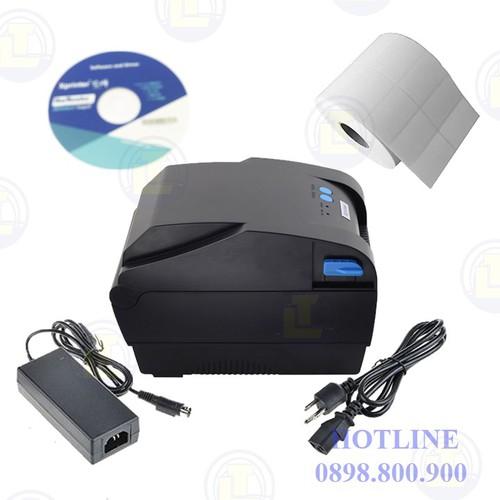 Máy in mã vạch, in hóa đơn XPrinter XP-365B - 6531210 , 13181371 , 15_13181371 , 1900000 , May-in-ma-vach-in-hoa-don-XPrinter-XP-365B-15_13181371 , sendo.vn , Máy in mã vạch, in hóa đơn XPrinter XP-365B