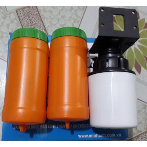 Phao điện bơm nước tự động - Tân Á