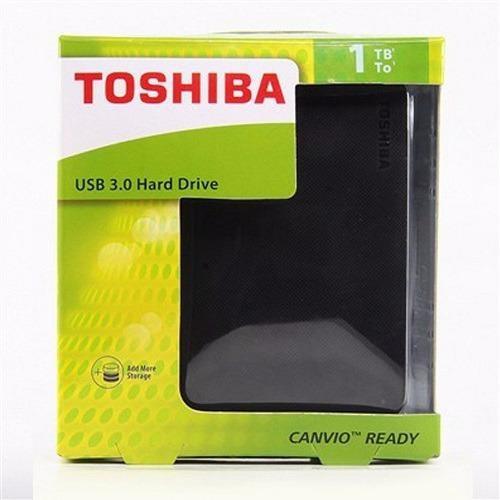 Ổ cứng di động To.shi.ba Canvio alumy 1TB USB3.0
