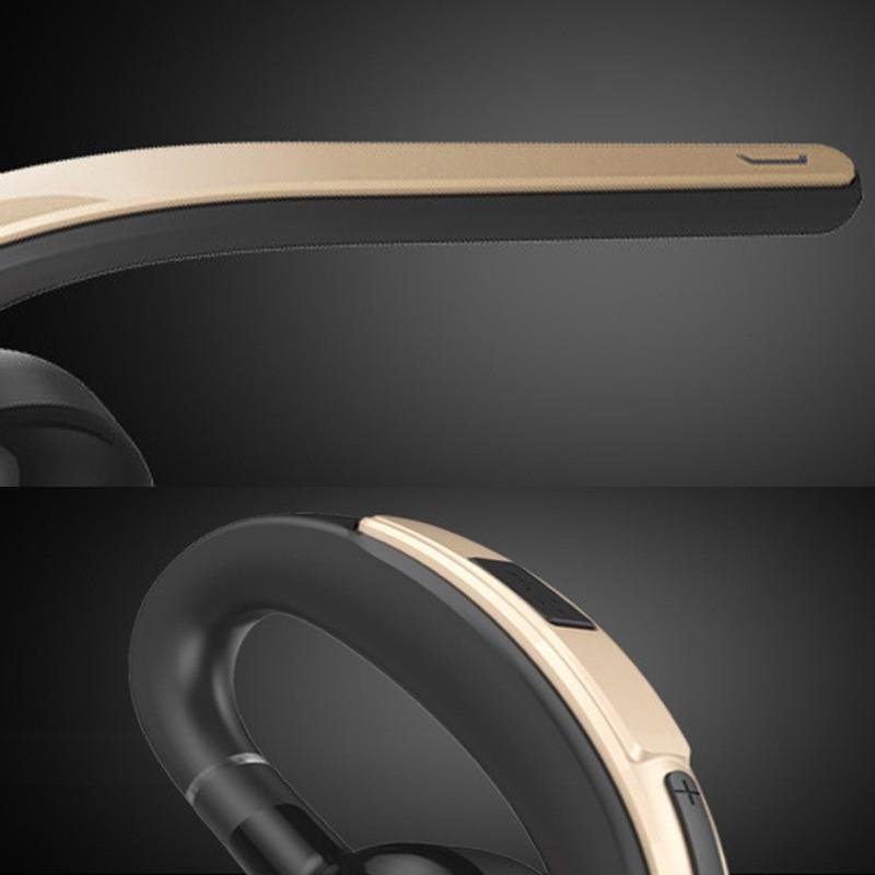 Tai nghe Bluetooth 360 nghe 2 tai PKCB S30 chống nước kèm mic 14