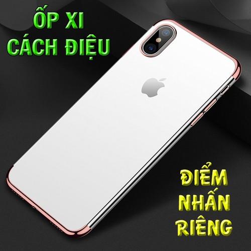 ỐP LƯNG IP X - ỐP XI CÁCH ĐIỆU IPHONE X