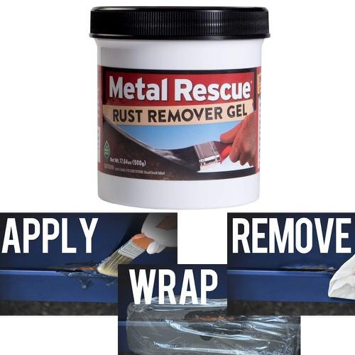 Gel Tẩy Rỉ Sét Sắt Thép Metal Rescue Nhà Cửa Vệ Sinh Ô Tô Xe Máy 500g - 5916476 , 12429540 , 15_12429540 , 863000 , Gel-Tay-Ri-Set-Sat-Thep-Metal-Rescue-Nha-Cua-Ve-Sinh-O-To-Xe-May-500g-15_12429540 , sendo.vn , Gel Tẩy Rỉ Sét Sắt Thép Metal Rescue Nhà Cửa Vệ Sinh Ô Tô Xe Máy 500g