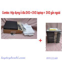 dvd laptop gắn ngoài Bộ sản phẩm ổ đĩa DVD laptop gắn ngoài
