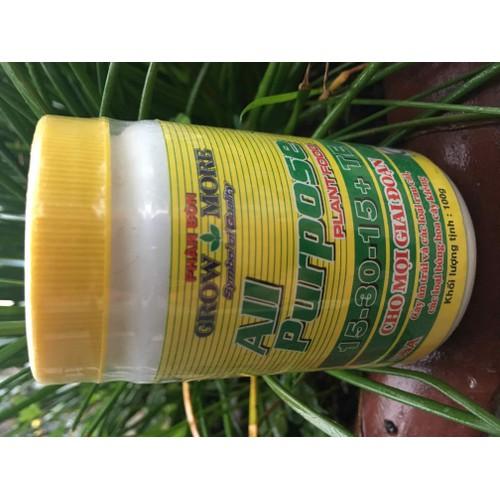 Phân bón lá NPK 15-30-15 TE cho mọi giai đoạn của cây trồng