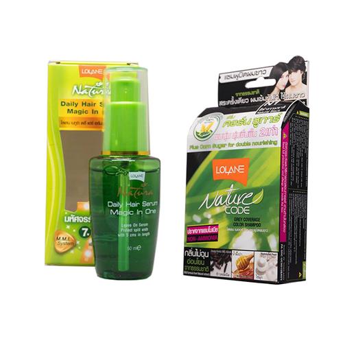 combo N1 + dầu dưỡng tóc