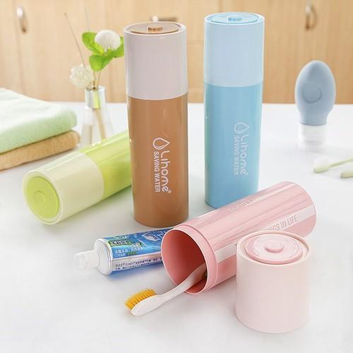 Ống đựng bàn chải đánh răng, ống đựng bút, đồ dùng cá nhân đa năng